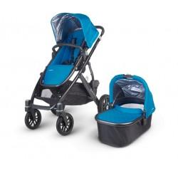 Uppababy cochecitos de bebe sillas de paseo for Silla uppababy vista