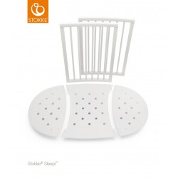 Extension Cuna Stokke SLEEPI Blanco