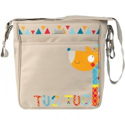 Bolso silla tuc tuc Niño African Routes