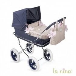 Cuco clasico La nina Marino INES (69X43X80 CM)
