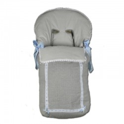 Saco silla universal Uzturre Azul