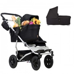 PACK Silla paseo Mountain Buggy Duet 3.0 SINGLE con capazo