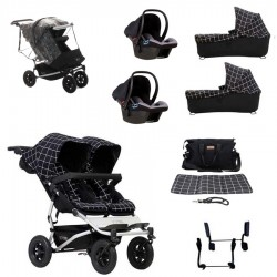 Pack Mountain Buggy Duet 3.0 con silla auto Protect