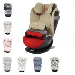 PACK silla auto Cybex Pallas S-fix con funda BCN