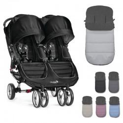 Silla gemelar Baby Jogger CITY MINI