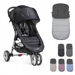 PACK Silla Paseo Baby Jogger City Mini 3 + Saco