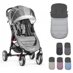 PACK Silla Paseo Baby Jogger City Mini 4 + Saco universal