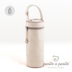 Funda Biberon Pasito a Pasito CUPCAKE charol