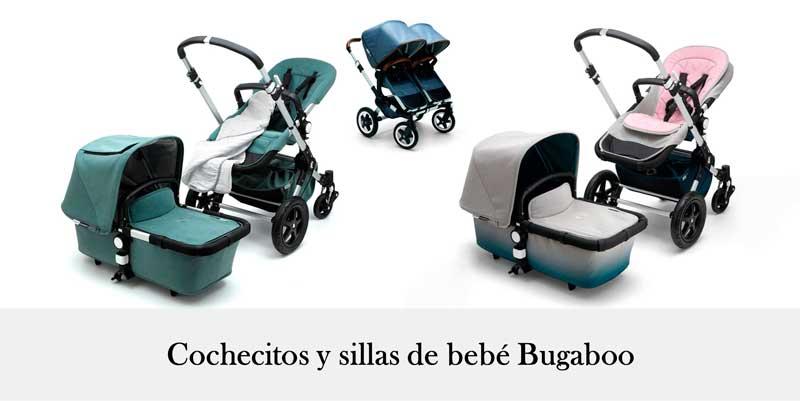 comprar cochecitos y sillas de bebé Bogaboo