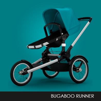 cochecito bugaboo runner