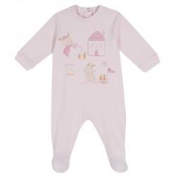 Pijama Chicco apertura cambio fácil