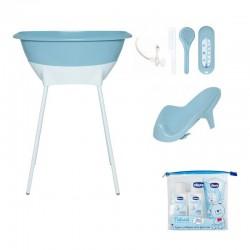 Bañera Luma con Set Higiene y colonia