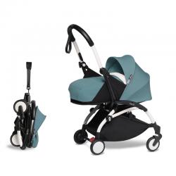 Cochecito Dúo BABYZEN YOYO² silla completa y pack recién nacido