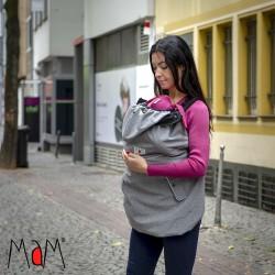 Cobertor Mamidea para portabebés 4 Seasons Deluxe Flex