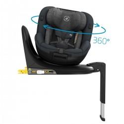 PACK Silla auto Maxi-Cosi MICA giratoria 360º con espejo y protector asiento