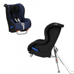 "Silla auto Britax Römer Max-Way ""Plus Test"""