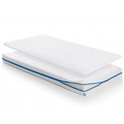 Protector + Colchón Aerosleep Safe Pack Evolution para Minicuna (50 x 80 cm.)