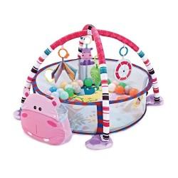 Manta de juego Kikka Boo con 30 bolas Hippo