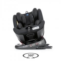 Silla de auto Chicco Seat4Fix giratoria 360º 0+/1/2/3