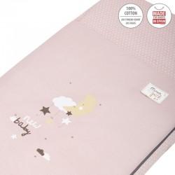 Saco Minicuna con relleno extraíble 49,5x83,5 cm