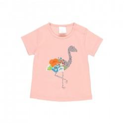 Camiseta Boboli flamenco