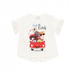 Camiseta punto Boboli my bbl friends