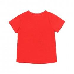 Camiseta punto Boboli flores