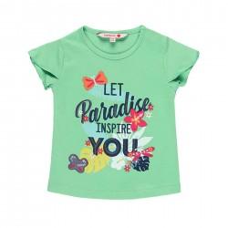 Camiseta punto Boboli paradise