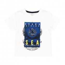 Camiseta punto Boboli sea world