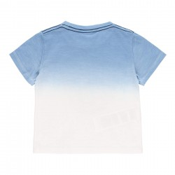 Camiseta punto Boboli tintada