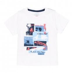 Camiseta punto Boboli summer time