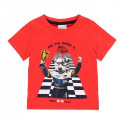 Camiseta punto Boboli perrito