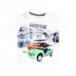 Camiseta punto Boboli adventure