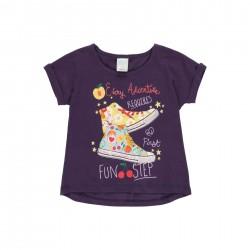 Camiseta punto Boboli zapatos