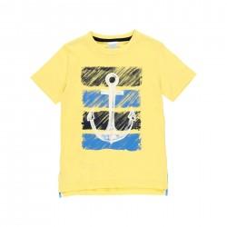 Camiseta punto Boboli ancla