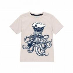Camiseta punto Boboli pulpo
