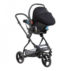Cochecito Trio Mountain Buggy MB Mini V3.1 con capazo Plus y grupo 0 Protect