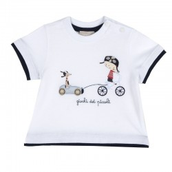 Camiseta Chicco manga corta