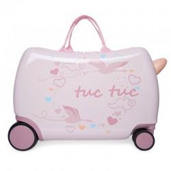 Maleta Tuc Tuc Trolley de viaje Lady Bird