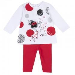 Conjunto leggings y camiseta Chicco