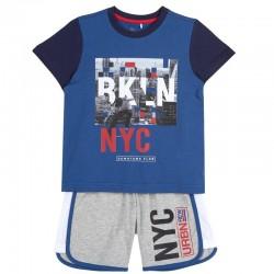 Conjunto camiseta y pantalón Chicco
