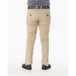 Pantalón chino Spagnolo gabardina elast