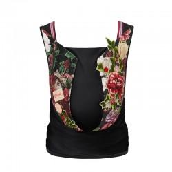 Mochila portabebés Cybex Yema Tie Fashion Edition Spring Blossom Dark