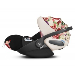 Silla Auto Cybex CLOUD Z i-Size Fashion Edition Spring Blossom Light