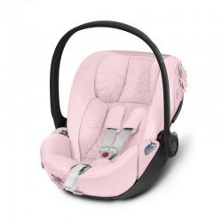 Silla Auto Cybex CLOUD Z i-Size Simply Flowers Light Pink