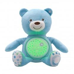 Osito Proyector Chicco Baby Bear Crema