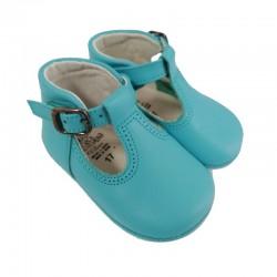 Botita Sandalia Box Leon Shoes
