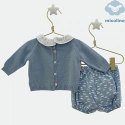 Jersey y pantalón Micolino Elfo