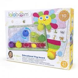 Tablero de 20 piezas para encajar Lalaboom