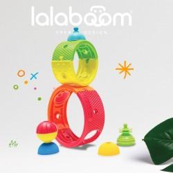Arcoiris Lalaboom para apilar y encajar